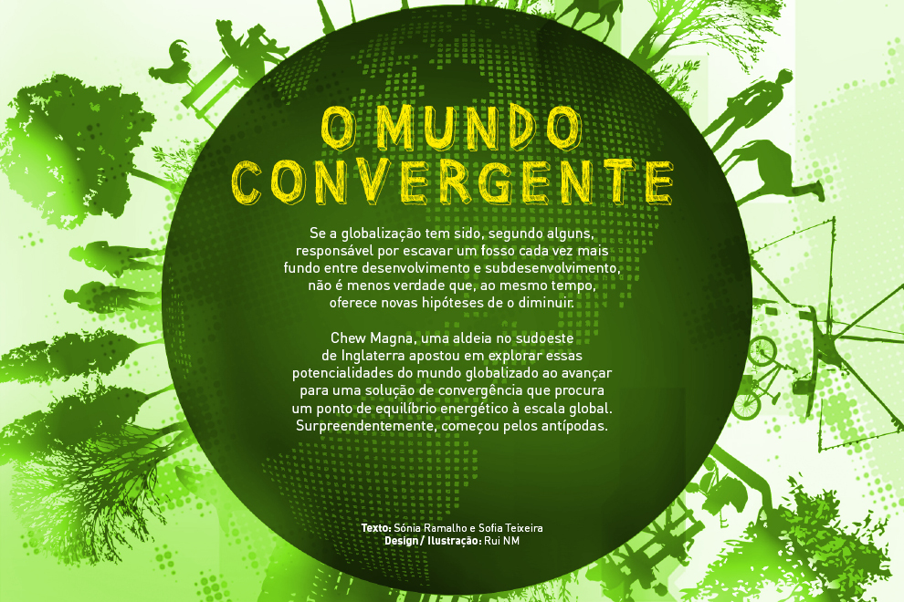 Converging World pt