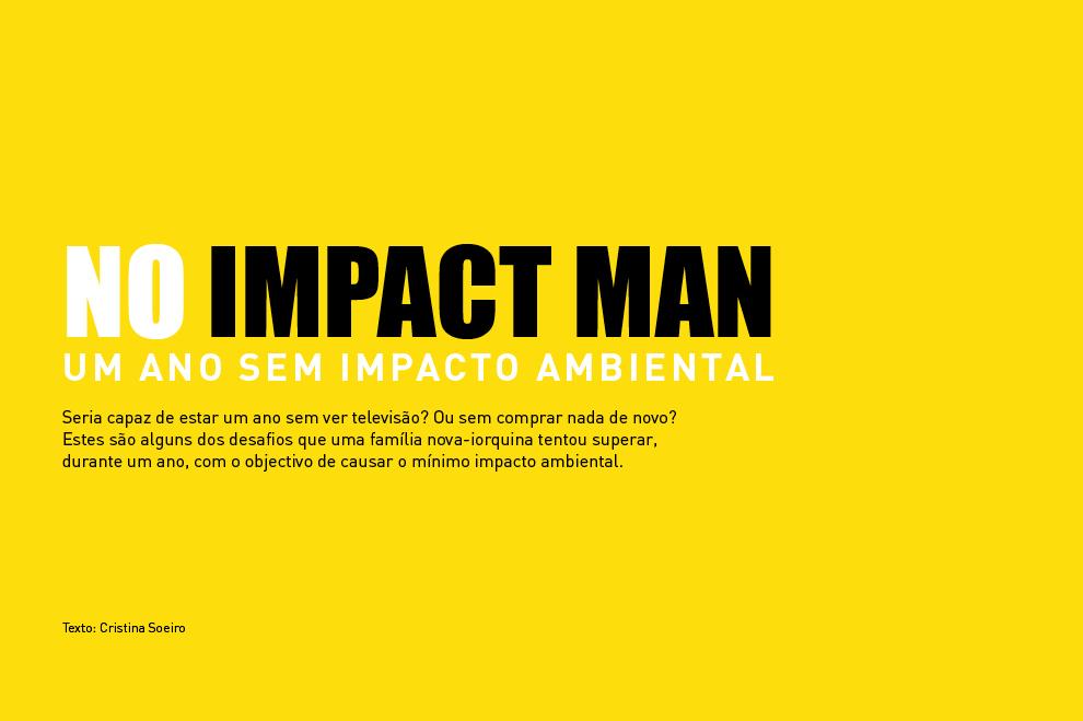 No Impact Man pt