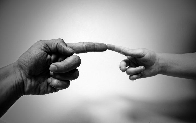 Qual a presença de Deus na sua infância?