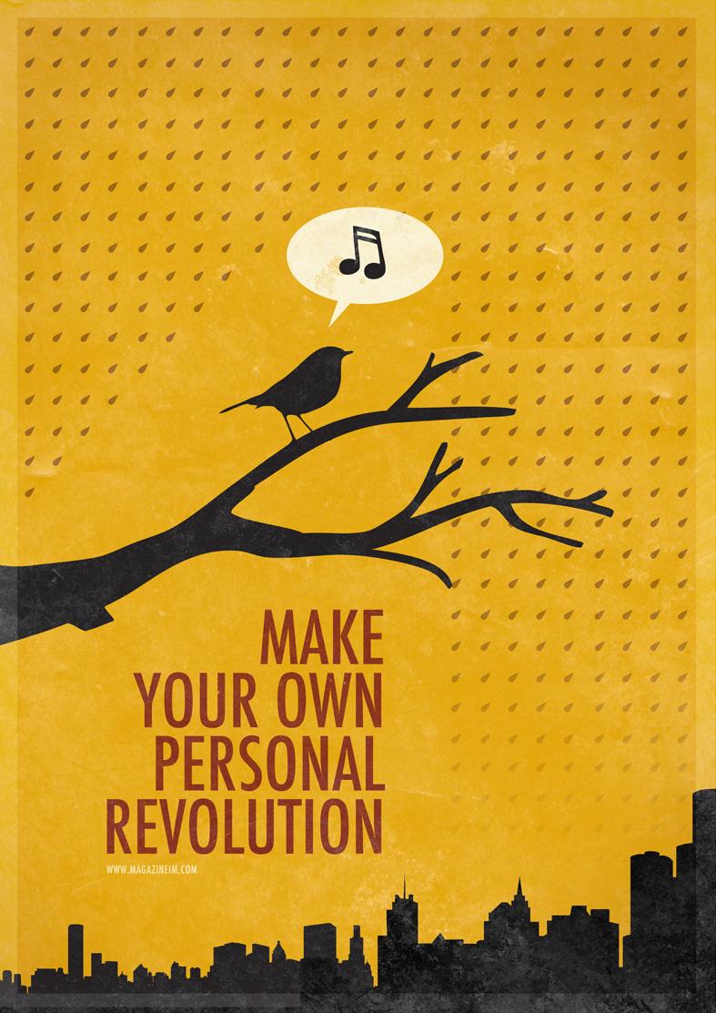 Make a poster design - Design By Raquel Tuna