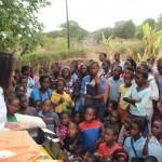 MOÇAMBIQUE: AIDGLOBAL INAUGURA 27.ª BIBLIOTECA NA PROVÍNCIA DE GAZA