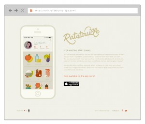 RATATOUILLE: A COMMUNITARIAN VIRTUAL FRIDGE TO FIGHT FOOD WASTE