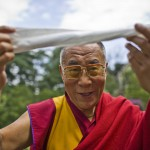 TWO LOVELY EXPERIENCES WITH DALAI LAMA