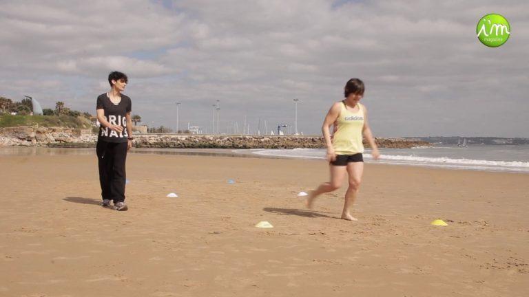 Treino Outdoor de Resistência com Maria & Paula, Personal Trainers